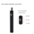 YL The Newest product match with glass ceramic cartridge gold vape pen battery