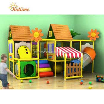 Fast Food Restaurants Indoor Playground