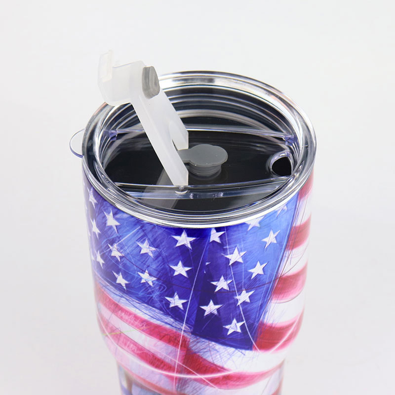 Skinny Stainless Steel Tumbler Wholesale 30oz Double wall Tumbler Cups car travel Coffee Cup