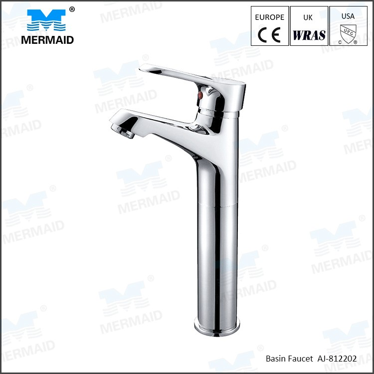 Best Price Bathroom Faucet With Water Saving Aerator Tall Wash Basin ...
