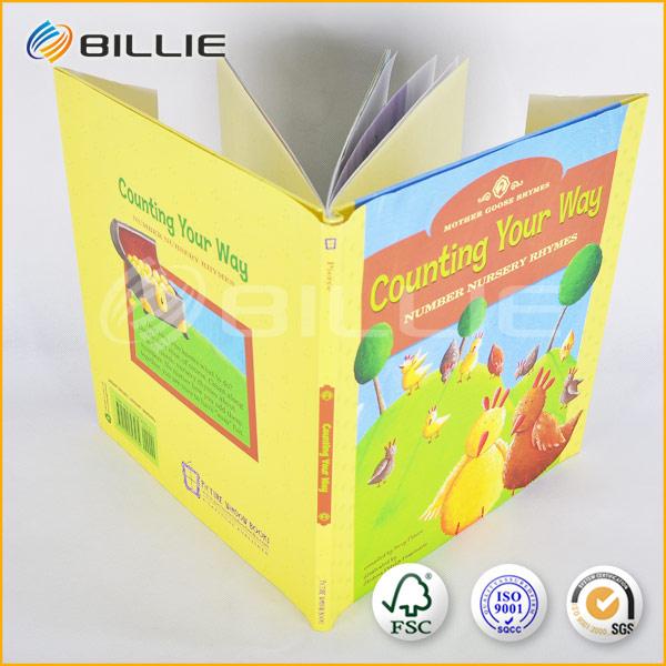 Cheap Price For Children Cartoon Books Printing