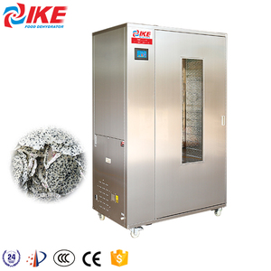 Electric hot air circle cocoa beans drying machine /pitaya flower dryer/IKE dried food machine