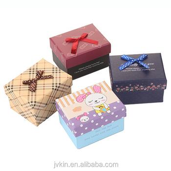 Korean Cartoon Gift Box Cute Birthday Candy Simple Small