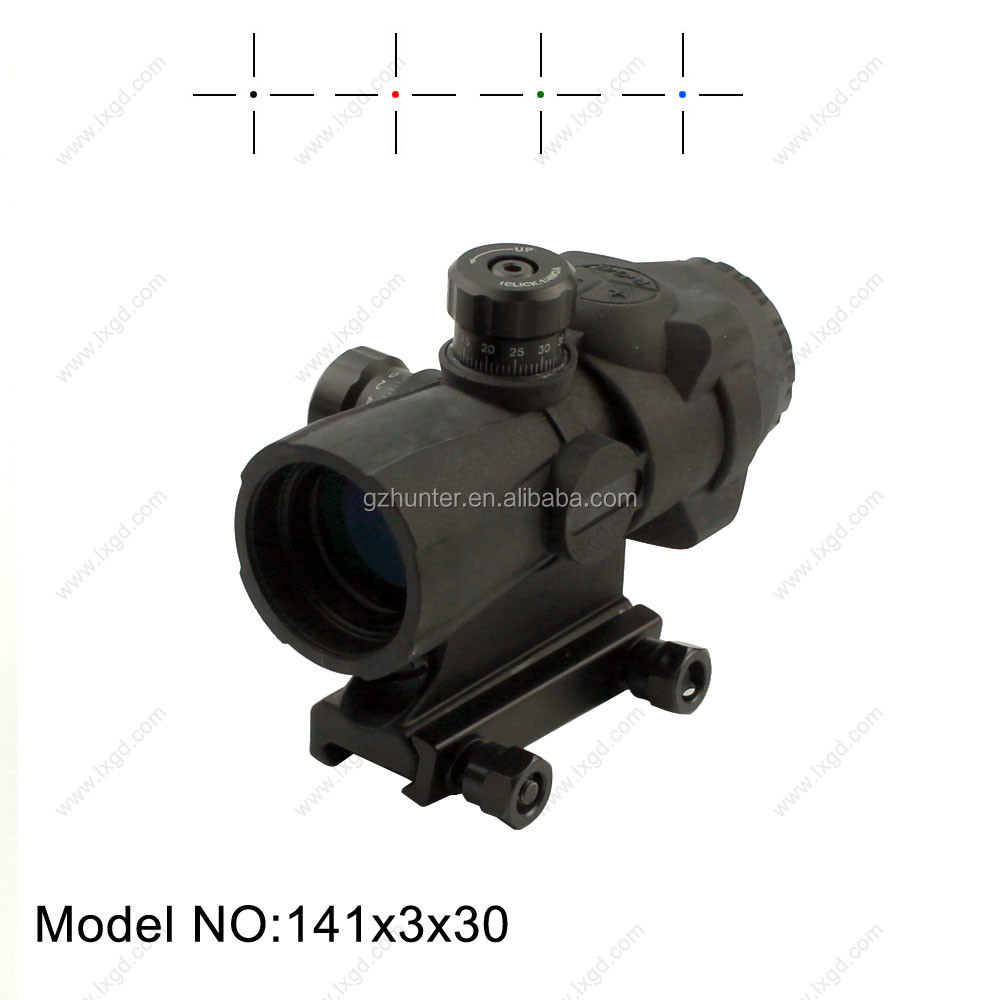Optical 3x Magnified scope For Air Gun Shooting 141-3x30