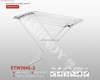 BSCI audited heated airer electric