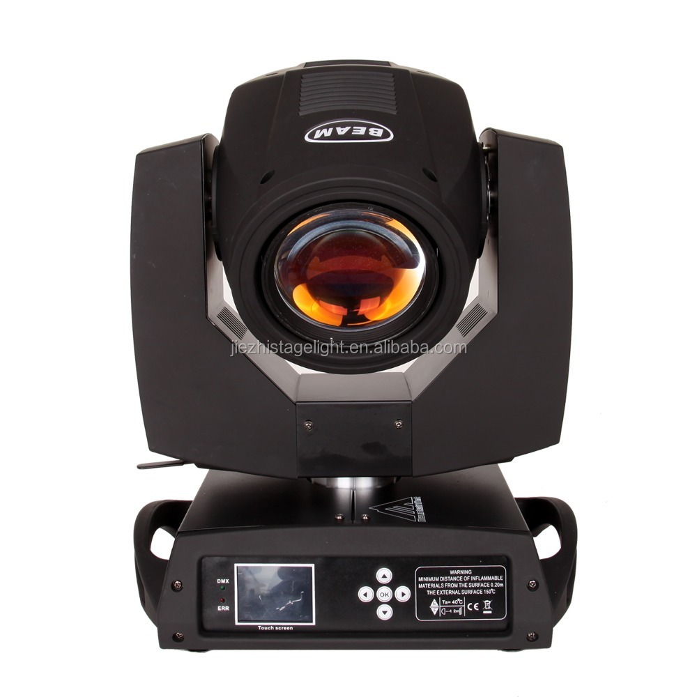8 / 16 prism rotating gobo moving head led 7r Beam Spot Wash 3in1 230w beam light