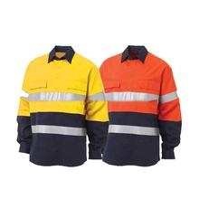 2523dcd34 Promoción Camisa De Seguridad Reflectante, Compras online de Camisa ...