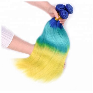 chison hair crochet weave bundles with closure ombre hair weft