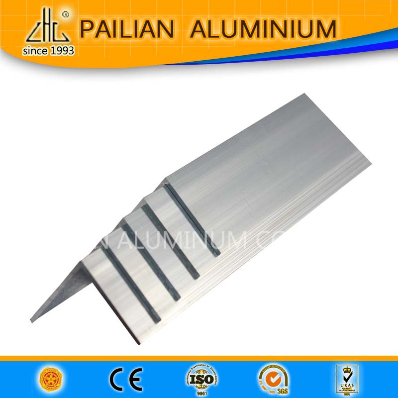 GOOD!! Aluminium Angle L Profile 50mm x 50mm x 2mm x 2000mm, industrial aluminum profile, aluminum extrusion profile 50*50mm