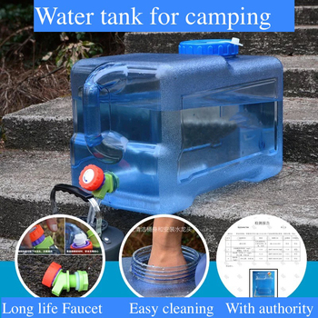 Camping Water Container >> Water Container For Camp Using