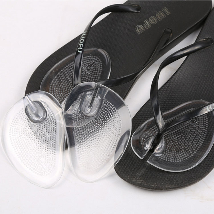 Gel Toe Cushions for Flip Flops or Toe Thong or Sandals or High Heels
