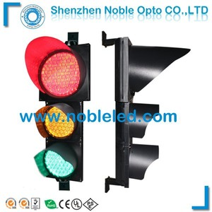 200+300mm Composite signal light industrial, usb traffic light semaphores