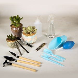 Succulents planting tools and flowers tools Mini Garden Hand Tools kit