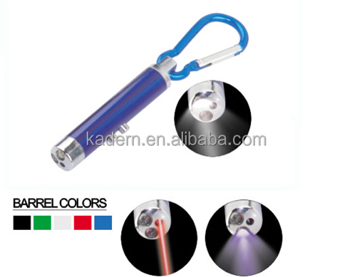 min led light pen with key chain LIG-46