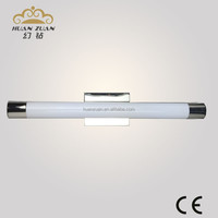 LED T5 LED Modern mirror lamp,Stainless steel LED modern wall light,modern lighting