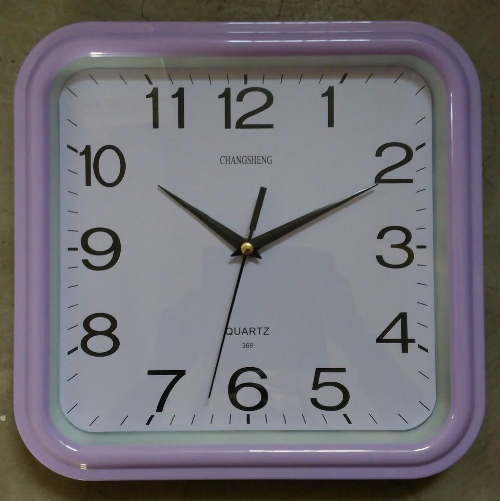 28 5 Cm Jam Dinding Panggilan Persegi Id Produk Gambar