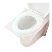 Eco-Friendly Disposable Travel Waterproof Paper Toilet Seat Cover