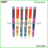 Popular 600 puffs dispsable electronic cigarette with diamond tip e hookah pen