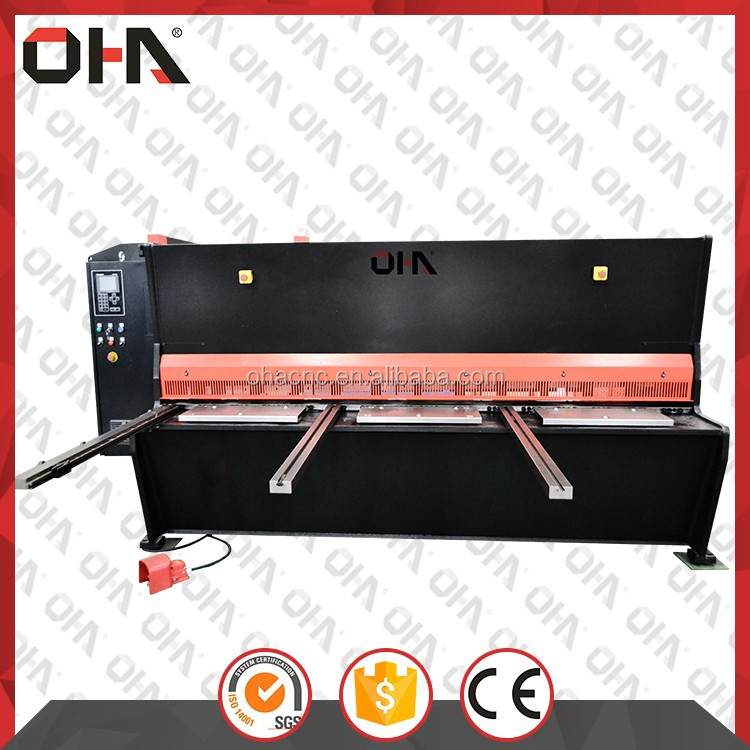 Low Cost Foot Operated Shear Machines Supplier/Top Cutting Blades for Shearing Machine