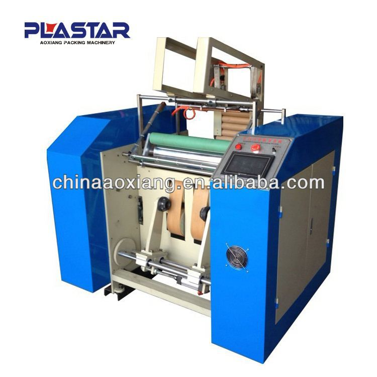 automatic mini film blowing and printing machines