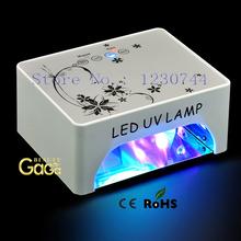 Beauty GaGa PRO Nail Art Manicure Nail Polish Gel Curing Dryer 35W CCFL LED Nail UV