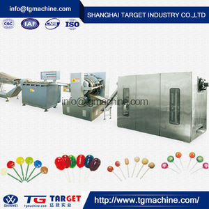 CE Approved small scale hard candy forming machine