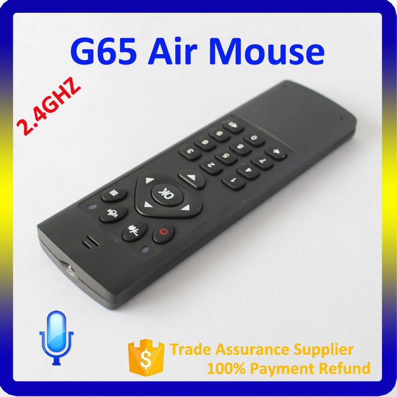 3 In 1 Best Quality Wireless Keyboard 2.4 Ghz Fly Airmouse And Remote