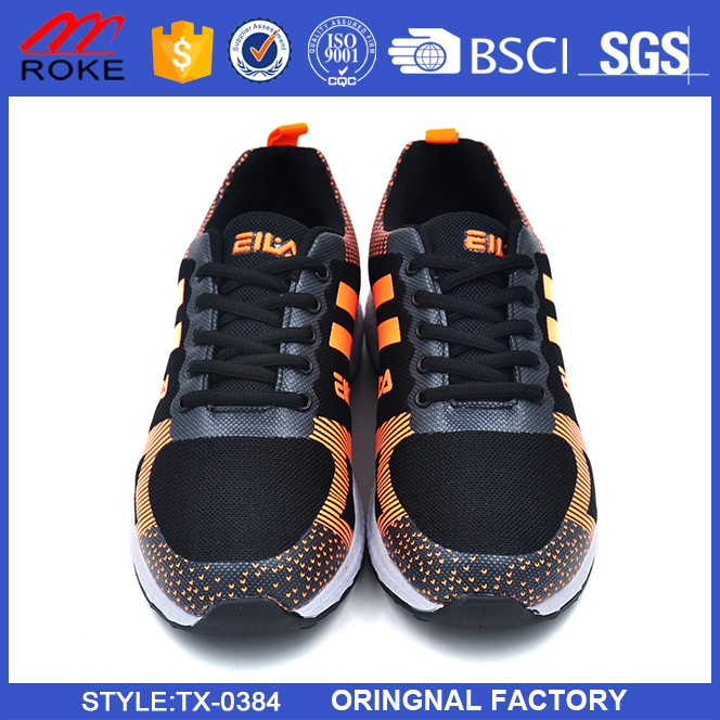 Hot sale Comfort Mesh Sport Shoes Casual Sports Athletic shoes men sneakers