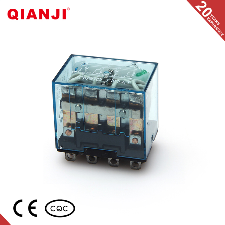 QIANJI China LY4NJ Electrical Motor Protection General Purpose Relay