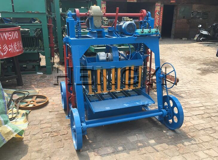 China Supplier manual issb brick machine Sold On Alibaba