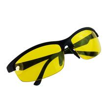New arrival High Definition Night Vision Glasses Driving Sunglasses Yellow Lens Classic Aviator UV400 YJ26