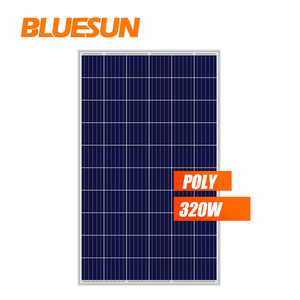 High Efficiency Polycrystalline Solar Panel 310w 320w Solar Panels for Sale
