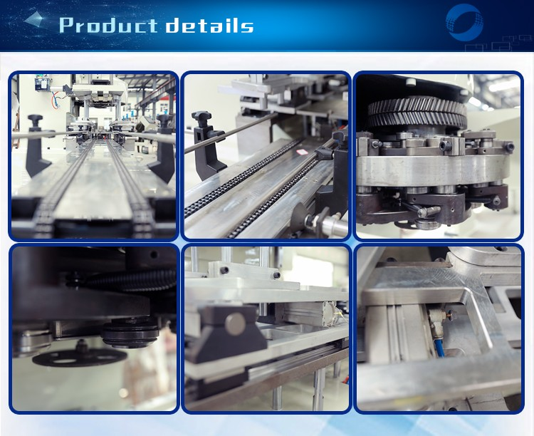 Yixin Technology10-20l quadrato può macchina