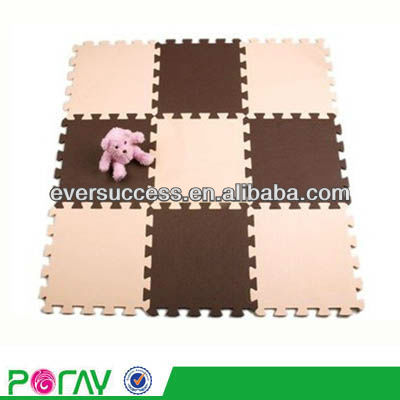 China EVA color joint floor mat
