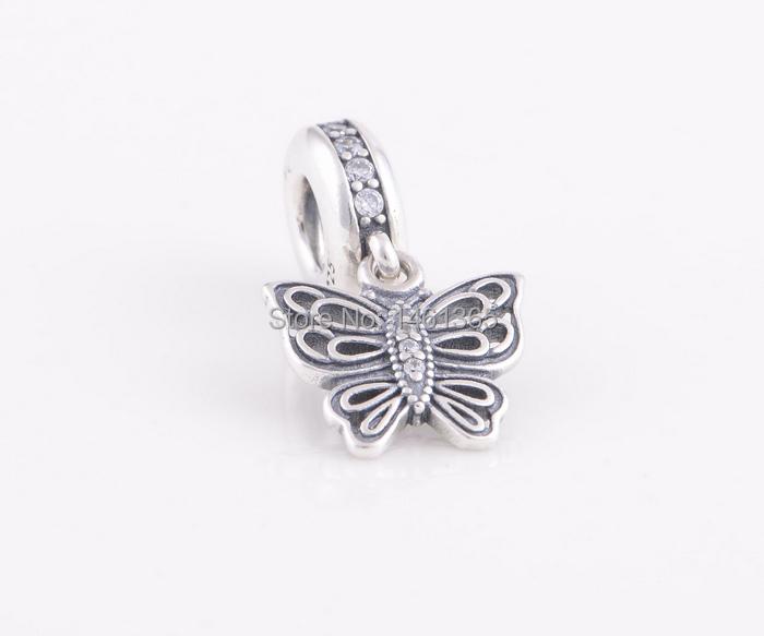 pendente pandora farfalla