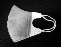 Thickening Of One-time Non-woven Activated Carbon Masks Antivirus ...