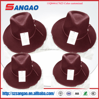 customized large hard cartoon cowboy hat in summer for wholesale new
