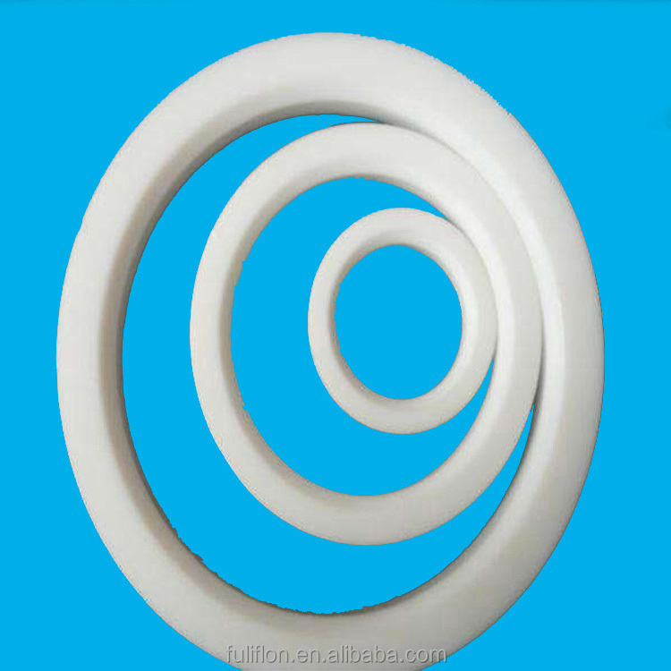 Offer Support ptfe low smoke filled ptfe o ring
