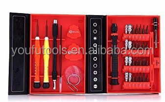 Screwdriver Set Repair Tool Kit for iPad, iPhone, Tablets, Laptops, Macbook, Smartphones, Watch & Other Devices (38 Pieces)