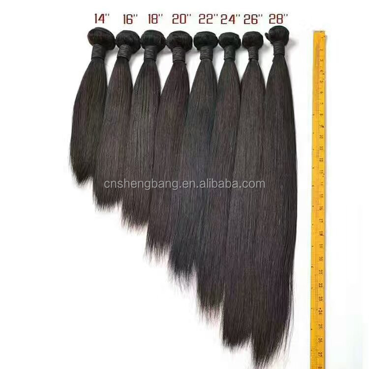 "wholeasle brazilian hair bundles Body/deep/loose wave wave 14""-30"" natural color 7a"