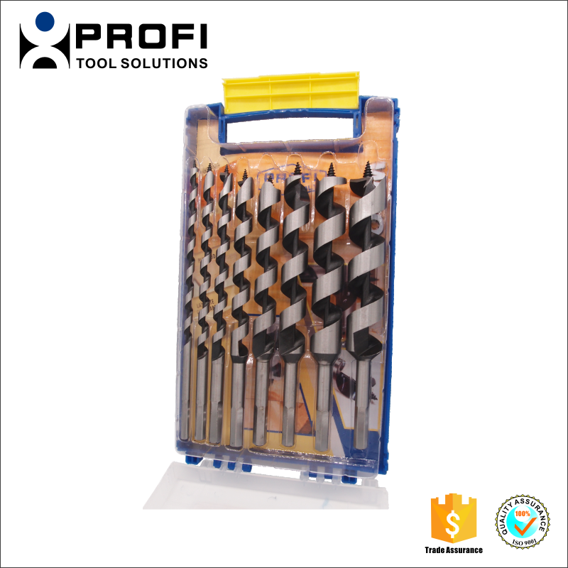 Tower 25mm Auger drill bit for wood 200mm overall length.