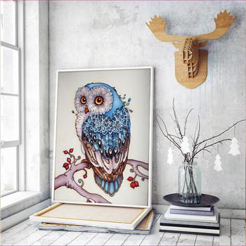 73 Gambar Mosaik Hewan Burung Hantu Gratis Terbaik