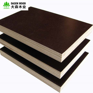 waterproof film faced plywood China factory plywood finger joint film faced plywood