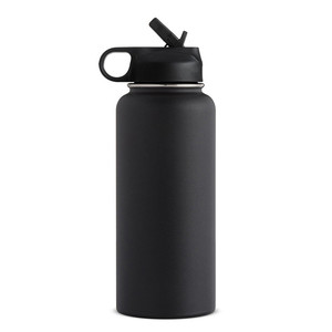 private label sublimation blank insulated vacuum flask keep water hot and cold for 24 hours free with custom laser logo 500ml
