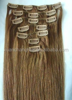 Wholesale price 20inch indian remy clip in human hair extension wholesale price 20inch indian remy clip in human hair extensionbrazilian virgin clip on hair pmusecretfo Images