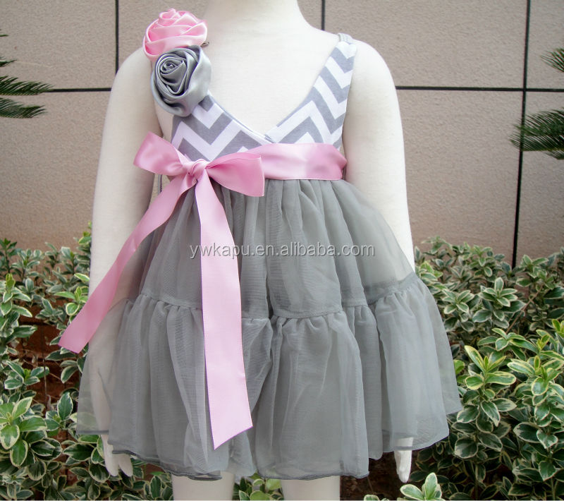 Boutique Hot Sale Vintage Clothing Wholesale Baby Chevron