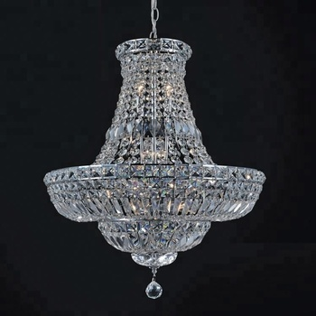 Moroccan Style Crystal Stairs Chandelier Lighting In Dubai Light