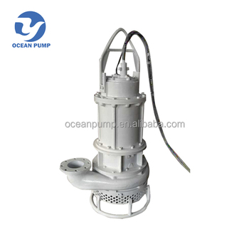 high quality Wear-resistant submersible Ash Slurry Pump of alloy material