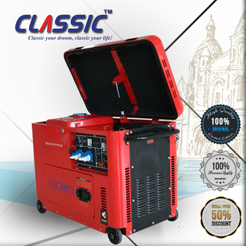 Classic China Ac Three Phase Small Home Generators Small Generator