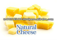 Best Good Taste Flavor for Food Natural White Cheese